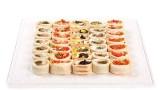 Sushi tortiya
