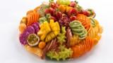 season fruit plate